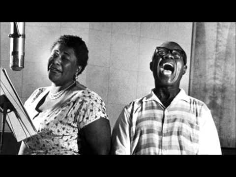Ella Fitzgerald & Louis Armstrong - They Can't Take That Away From Me - Tito Sakuraba