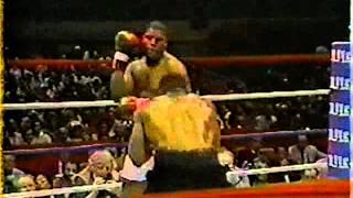 ВСЕ БОИ  Майк Тайсон !!! (21 бой из 67) 1986г