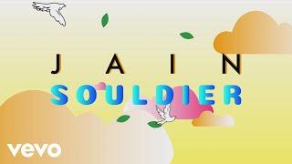 Gambar cover Jain - Souldier (Lyrics Video)