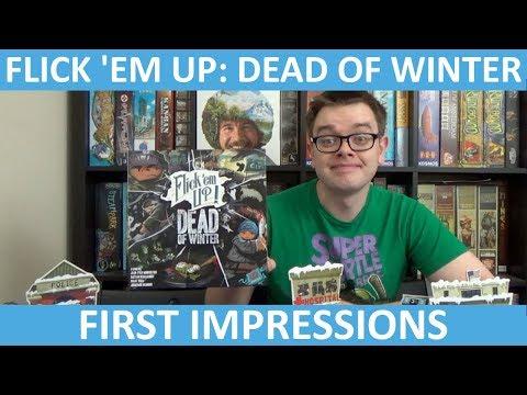 Slickerdrips Flick Em Up Dead of Winter Review