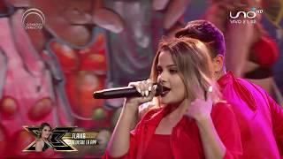 Cuando te bese - Becky G y Paulo Londra - Flavia - Factor X 2019