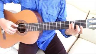 Belajar Kunci Gitar Jamrud Terima Kasih Intro