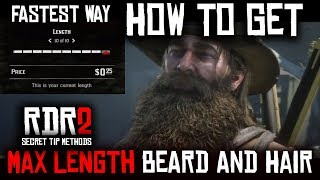 Red Dead Redemption 2 Arthur Morgan Long Beard 免费在线视频最佳