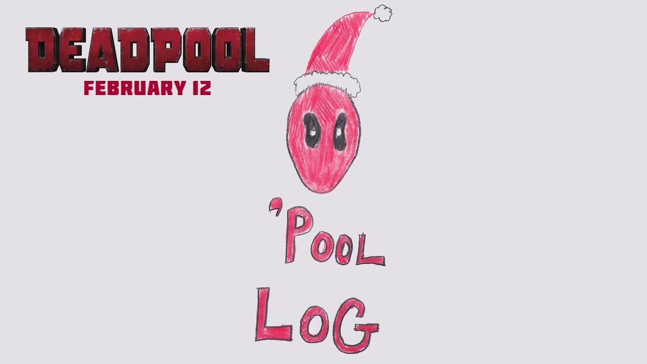 Deadpool - The Pool Log Trailer