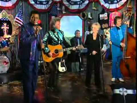 Charley Pride - All I Have To Offer You (Is Me) (The Marty Stuart Show) Mp3