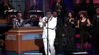 Al Green  - Tired Of Being Alone (12.9.2014)(#Letterman 1080p)