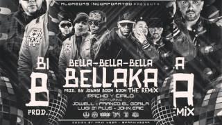 Bella Bella Bellaka (Remix) (Audio) - Franco El Gorila feat. Jowell y Franco El Gorila (Video)