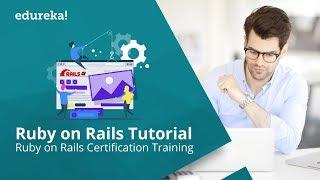 Ruby On Rails Tutorial   Ruby Programming Language   Web Development Using Ruby On Rails   Edureka