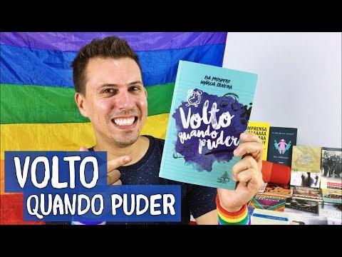 Eu Leio LGBT | Volto Quando Puder