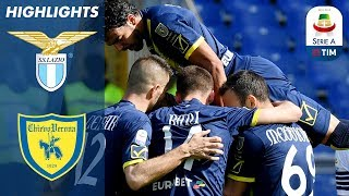 Lazio 1-2 Chievo | Chievo Pick up Second Win of the Season to 9-Man Lazio! | Serie A