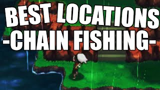 Horsea  - (Pokémon) - Best Chain Fishing Locations Omega Ruby Alpha Sapphire - Where to Chain Fish ORAS