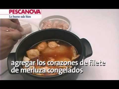 Imagen de la receta de Sopa de Marisco