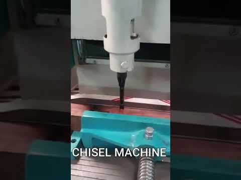 CHISEL MORTISING MACHINE