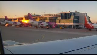 preview picture of video 'Lotnisko Katowice (Pyrzowice) - Airport Katowice [HD]'