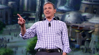 Bob Iger says Disney was not hacked
