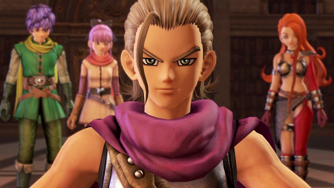 Dragon Quest Heroes II Character: Desdemona