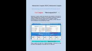 InterServer Coupon 2016 | InterServer Discount Coupons For Interserver Hosting