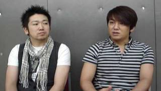 Yoshida Brothers Interview for US Tour 2010 吉田兄弟