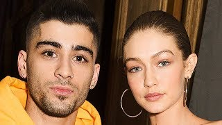 Zayn Malik & Gigi Hadid Heading For Split?