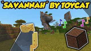 """Savanna"" by ibxToToCat Minecraft Parody of Toto Africa"