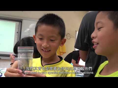 2018綠巨龍創造夏令營紀錄片(中/英文字幕)