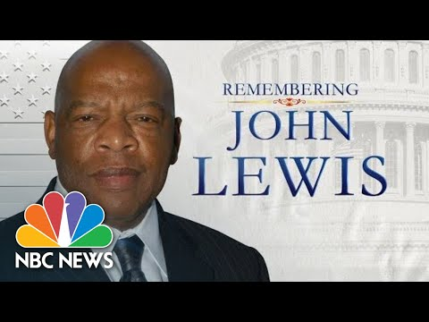 Funeral Service For Rep. John Lewis | NBC News