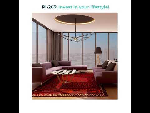 PI-203 is a housing project located in Esenyurt.