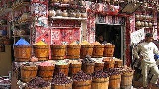 preview picture of video 'hurghada Ein Tag auf dem Markt ( Ägypten ) Hurghada one Day on the Market (Egypt )'