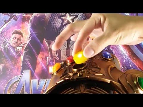 Thanos Gauntlet | www wtibo com