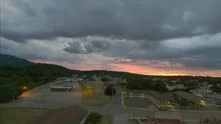 Stormy Sunset   FPV Flight