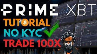 How to Trade Bitcoin on Prime XBT | 2021 Complete Tutorial & Review [Step By Step]