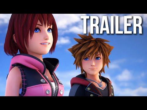 Kingdom Hearts 3 Re Mind DLC: Trailer e data d'uscita!