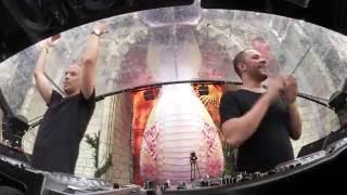 Tomorrowland Belgium 2016 | Wildstylez & Noisecontrollers