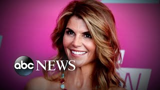 Actress Lori Loughlin out on $1M bond after college admissions scandal