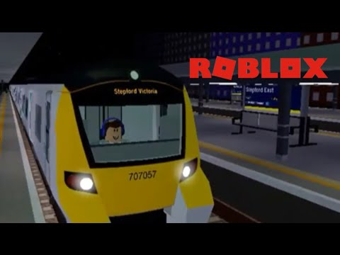 Roblox Gameplay/Review Stepford County Railroad (SCR)