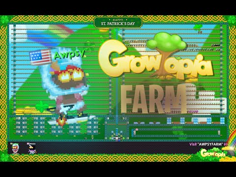 Download Growtopia Building A Farm World Video 3GP Mp4 FLV HD Mp3