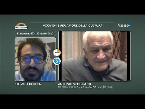 Anteprima del video Antonio VITELLAROPer amore della cultura