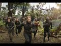 Le Journal du Geek interview le cast d'Avengers Infinity War !