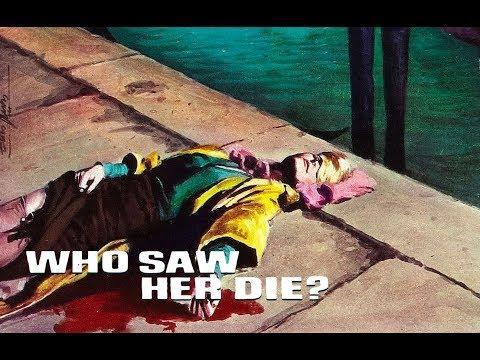 Chi l'ha vista morire?