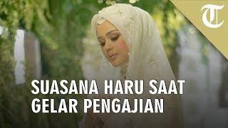 Video Suasana Haru Cut Meyriska saat Gelar Pengajian Jelang Pernikahan dengan Roger Danuarta