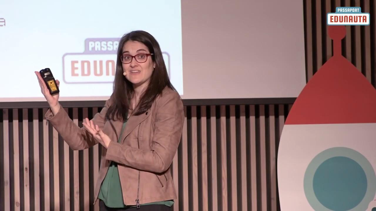 Mireia Mas - Passaport Edunauta: què són i com funcionen els passaports d'aprenentatge?