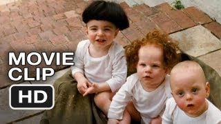 The Three Stooges #1 Movie CLIP - Angels (2012) HD Movie