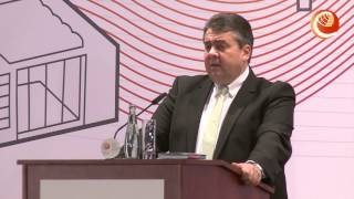 Sigmar Gabriel - Federal Minister for Economic Affairs and Energy, Germany