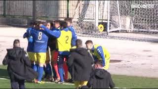 BITONTO – CERIGNOLA 0-1: gli highlights del match