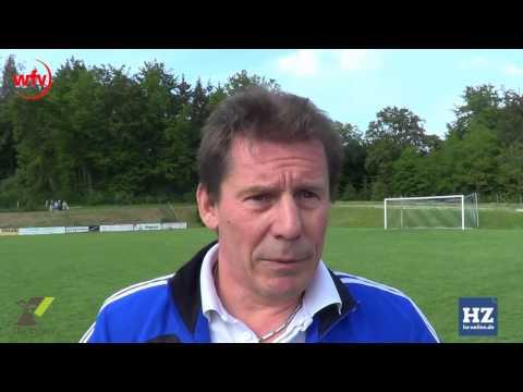 SV Großkuchen - FC Härtsfeld 03: Das Interview mit den Trainern