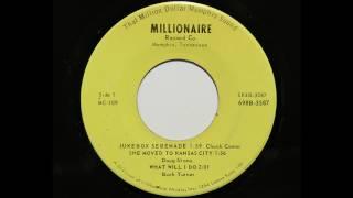 Doug Stone - She Moved To Kansas City (Millionaire 698B-3587)
