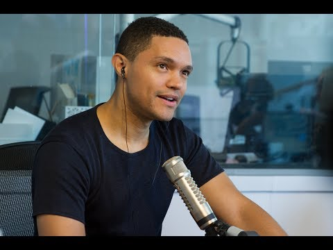 The Daily Show's Trevor Noah Offers Unique Perspective On Trump | On Air with Ryan Seacrest