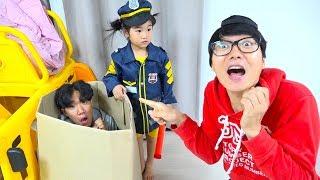 보람이의 직업체험 놀이 Boram Teaches Professions for Kids