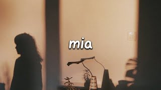 Bad Bunny   Mia (Lyrics  Letra) Ft. Drake