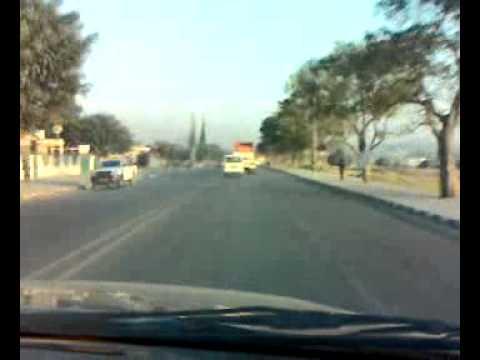 Обычное утро в Уамбо,Ангола.